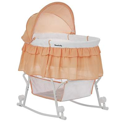 Dream On Me Lacy portable bassinet