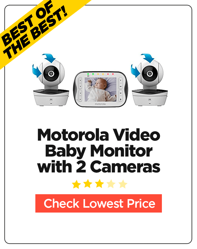 10 Best Baby Monitors For Twins Buyers Guide And Reviews