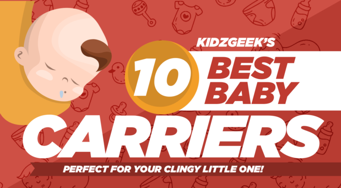 10 best baby carriers